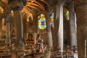 La Cripta Gaudí y el Palau Güell conectados por un descuento del 25%