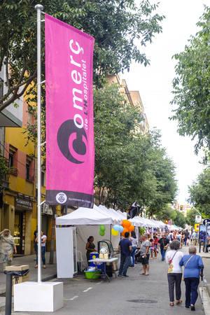 L'Hospitalet de Llobregat cierra la Fiesta del Comercio con la participación de 400 establecimientos comerciales