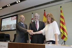 El Consorcio de la Zona Franca y La Salle Technova impulsan una aceleradora de 'startups' logísticas