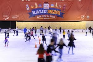 Más de 125.000 personas visitan el Kaliu Park de L'Hospitalet
