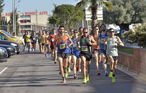 La CX Cursa Delta Prat tanca la seva 17ª edició amb rècord d'atletes