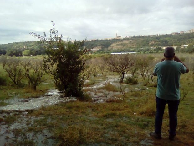 Olesa denuncia dos nuevas roturas del colector de salmueras