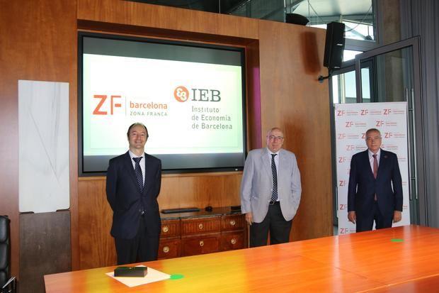 El IEB investigará sobre la nueva economía gracias a la ayuda del Consorci de la Zona Franca de Barcelona