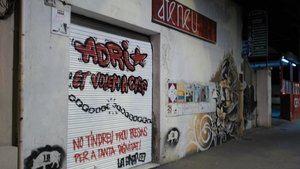 Carta de la madre del miembro del CDR de Esplugues buscado por la justicia: