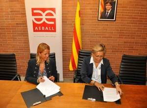 AEBALL firma un convenio con el Institut de Seguretat P�blica de Catalunya para promocionar el conocimiento en seguridad