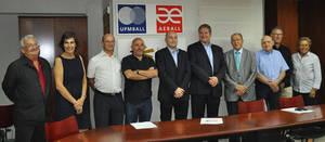 AEBALL escull novament a Manuel Rosillo com a president de la patronal i aprova un Codi Ètic intern