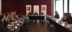 Fepime lleva las preocupaciones de los empresarios del Baix a las administraciones públicas