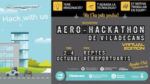 Encuentro de 'cerebritos' en línea en Viladecans para la mejora del aeropuerto