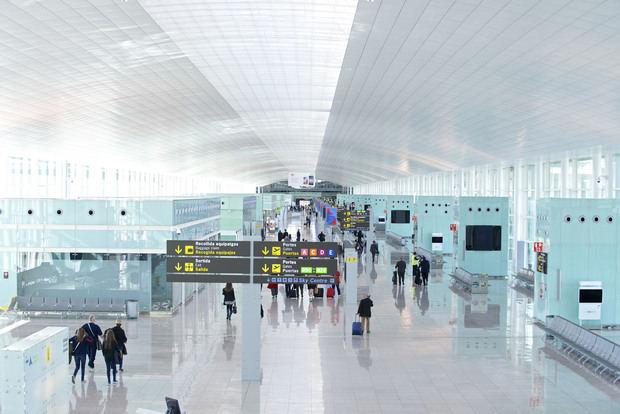 El Aeropuerto de El Prat crece casi un 9% en octubre