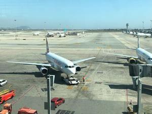 El aeropuerto de El Prat sigue en caída libre tras un año de estado de alarma