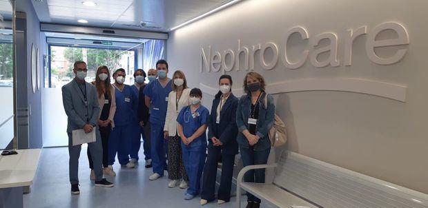 Sant Boi estrena un centro de diálisis con tecnología de última generación
