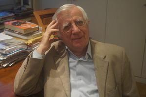 Tomás Alcoverro gana el prestigioso premio Oficio de Periodista que concede el Cole·legi de Periodistes de Catalunya