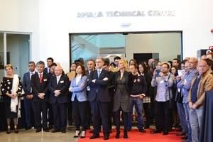 Gavà fitxa a l'empresa japonesa Amada que invertirà un milió d'euros en una nova planta