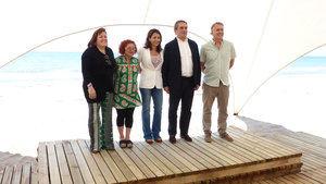 El Estiu Metropolità presenta en Gavà los tres proyectos que marcarán el futuro de las playas metropolitanas