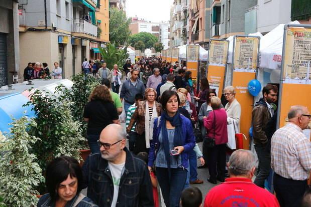 Sant Joan Despí sale a la calle con la 'Firadespí', la fiesta comercial de la ciudad