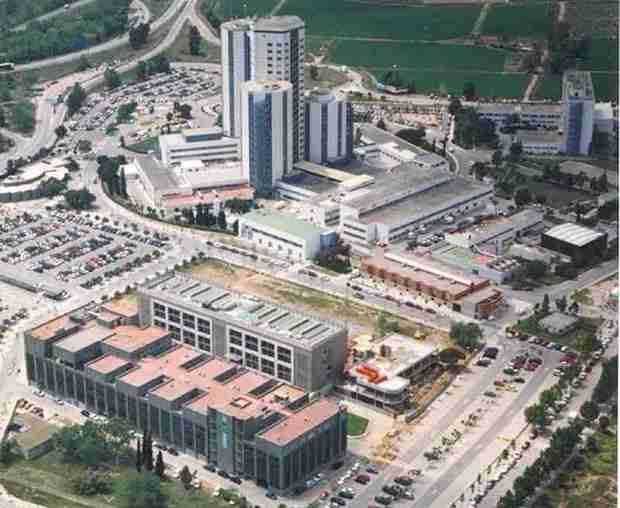 El Hospital de Bellvitge oxigenará la lucha contra el covid-19 con la construcción de un edificio 'pulmón'