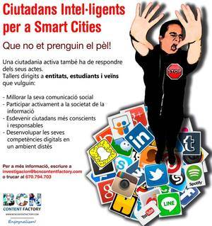 Ciutadans Intel·ligents per a Smart Cities