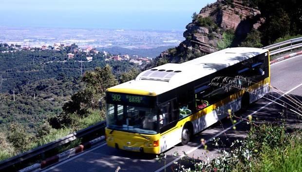 La carretera entre Gavà y Begues deja de ser la más peligrosa de Cataluña