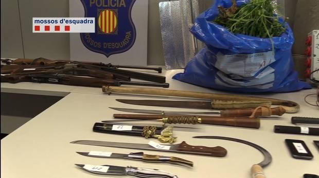 Mossos d'Esquadra detenen a sis membres d'una família per participar en el segrest d'una dona a El Prat de Llobregat