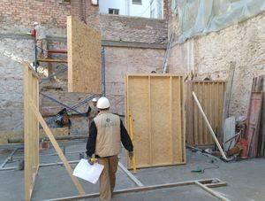 La construcción sostenible reactiva el sector con 616 parados menos