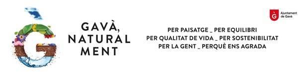 Nou logo de ciutat impulsat per l'Ajuntament de Gavà