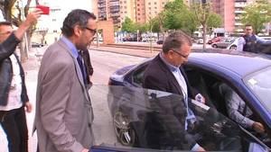 Joaquín Guerrero va ser l'única figura política detinguda en el marc del nou capítol del Cas Inipro