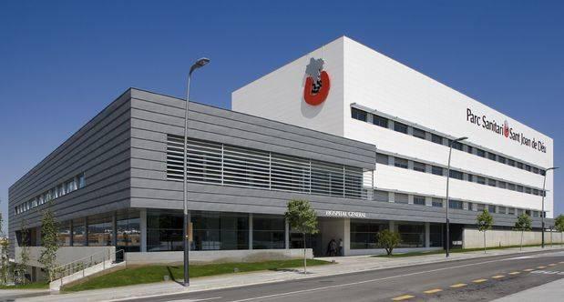 Mor una interna de l'hospital psiquiàtric de Sant Boi apunyalada per altre intern