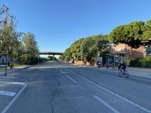 El Ayuntamiento de Gavà inicia la campaña de asfaltado 2021