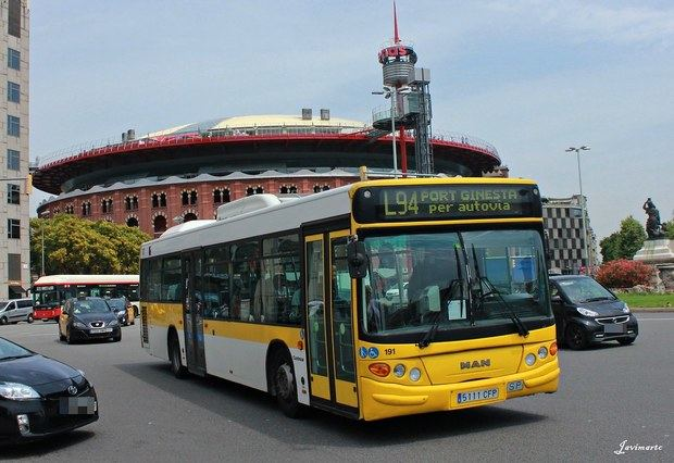 CCOO denuncia los riesgos en los autobuses Mohn tras el positivo en covid-19 de un conductor