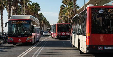 Las personas con diversidad funcional también sabrán cuando el autobús ha llegado a su parada