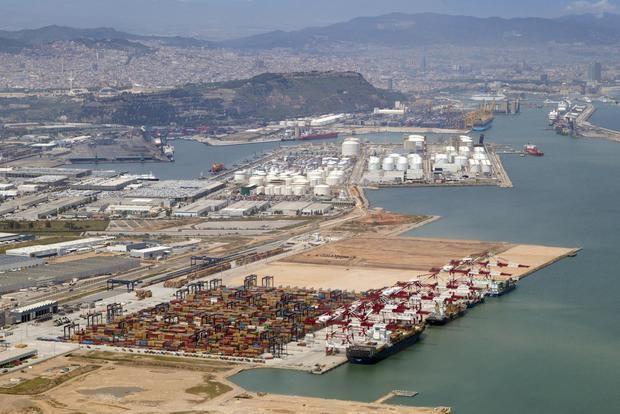 Futuro incierto para la autovía de camiones de acceso al puerto