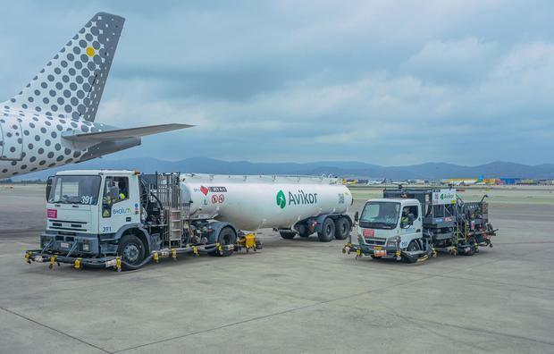 Avikor empieza a ofrecer vuelos menos contaminantes desde el aeropuerto de El Prat