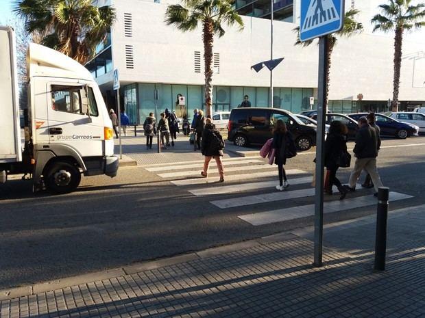 Campaña de firmas apoyada por ERC para poner semáforos en Vilamarina
