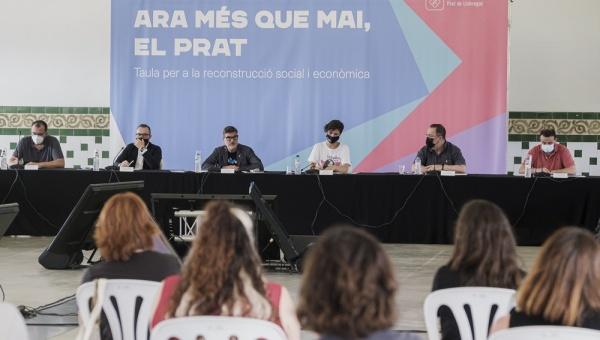El Prat destina ocho millones de euros adicionales a la reconstrucción tras la pandemia