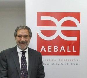 Santiago Ballesté, nuevo presidente de AEBALL