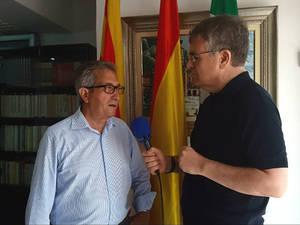"""Manolo Guerrero: """"Hemos reivindicado mucho para Cataluña. Llegados aquí, no era esto lo que pretendíamos"""""""