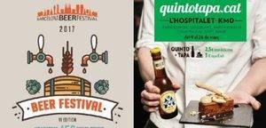 Barcelona Beer Festival: Hospitalet conjuga la mejor cerveza artesana y sus mejores bares de tapas en La Farga