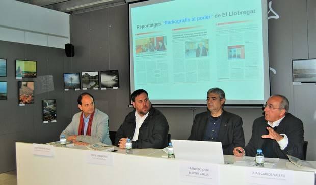 Els presidents comarcals del Baix Llobregat i el Barcelonès defensen l'elecció directa de les administracions supramunicipals