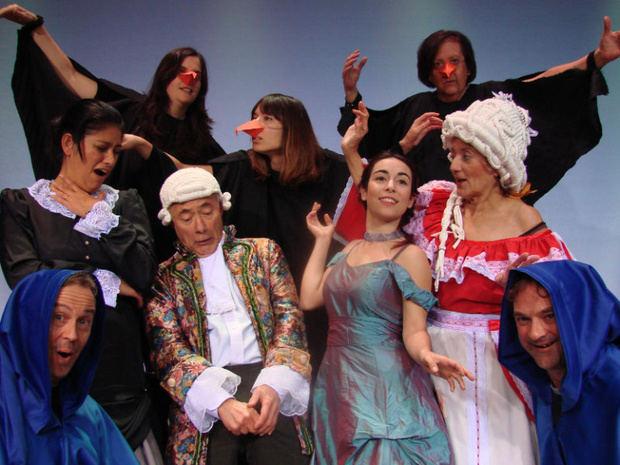 Fontova Teatre trae a Gavà el 'Amor de don Perlimplín con Belisa en su jardín' de García Lorca