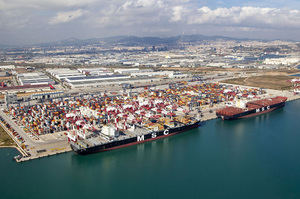 El Port de Barcelona apunta a un nuevo año récord