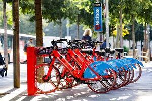 Llegan las bicicletas eléctricas compartidas a Cornellà, Sant Joan Despí y L'Hospitalet