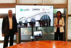 La Estació de França, la Casa Seat y el Movistar Centre serán los escenarios estelares del BNEW
