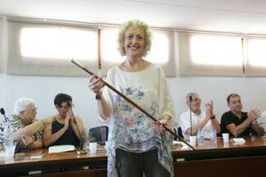 Rosa Boladeras (PSC), investida alcaldesa de Corbera por cuarta vez