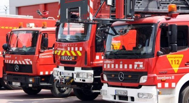 Muere un hombre de avanzada edad a causa del incendio de su casa en Sant Boi