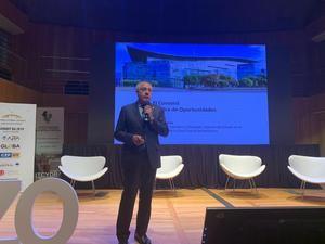 El Congreso Mundial de Zonas Francas de junio en Barcelona se promociona en Sudamérica