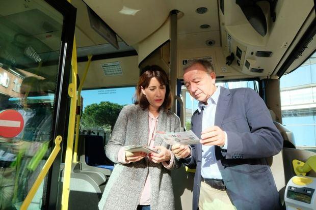 El AMB aumenta la frecuencia de paso de las líneas de autobús L82 y L85