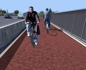 Un pont peatonal i per ciclistes creurà el Llobregat a l'alçada de la C-31 per connectar El Prat i L'Hospitalet