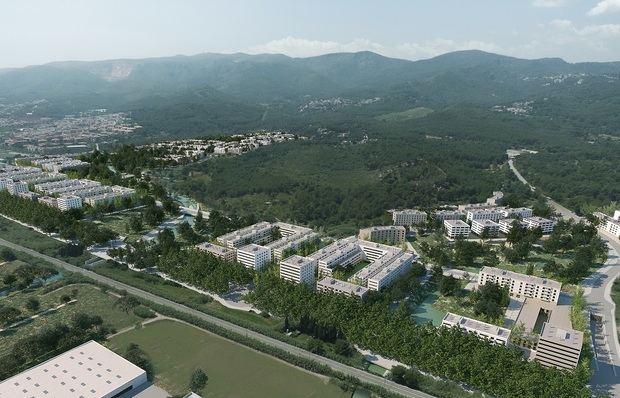Gavà abre las puertas del plan urbanístico de Ponent a la ciudadanía