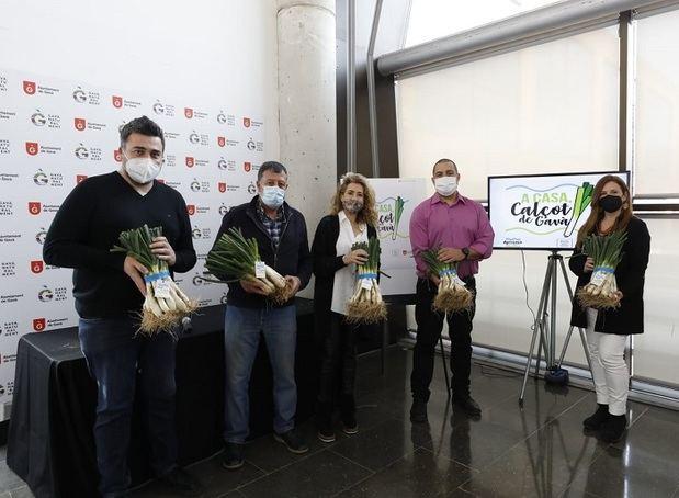 Gavà impulsa una campaña para la promoción del calçot local