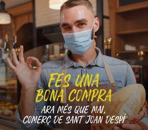 Sant Joan Despí impulsa el comercio local con vales de compra gratuitos de hasta 200 euros